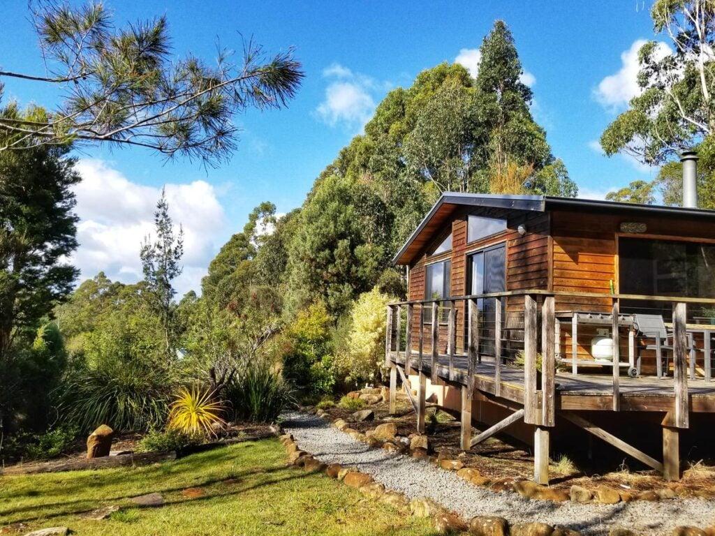 southern forest accommodation tasmania