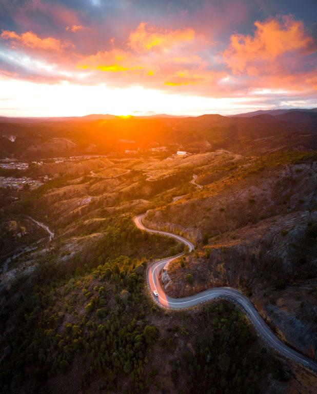 TASMANIA'S MOST SCENIC ROAD