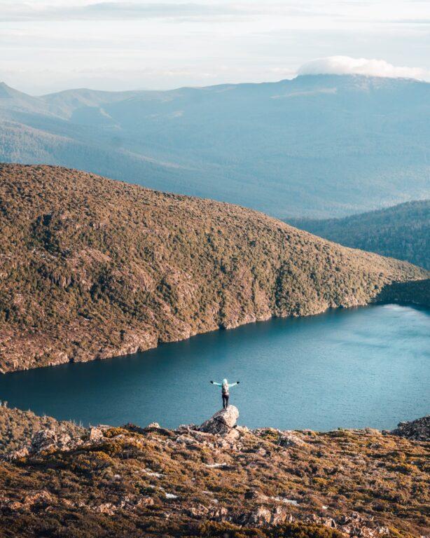 HARTZ LAKE TASMANIA
