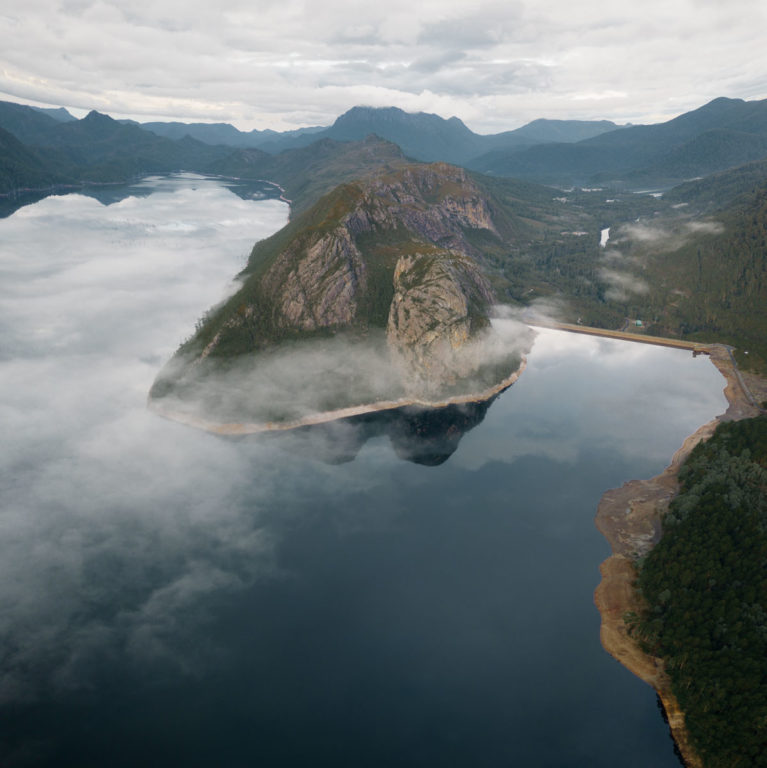 LAKE MACKINTOSH TASMANIA