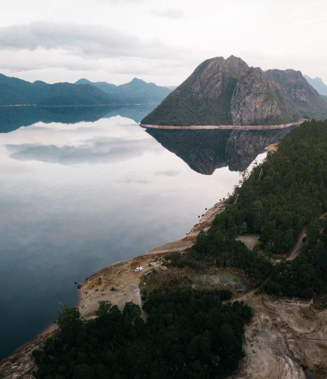 Lake Mcintosh, Tasmania
