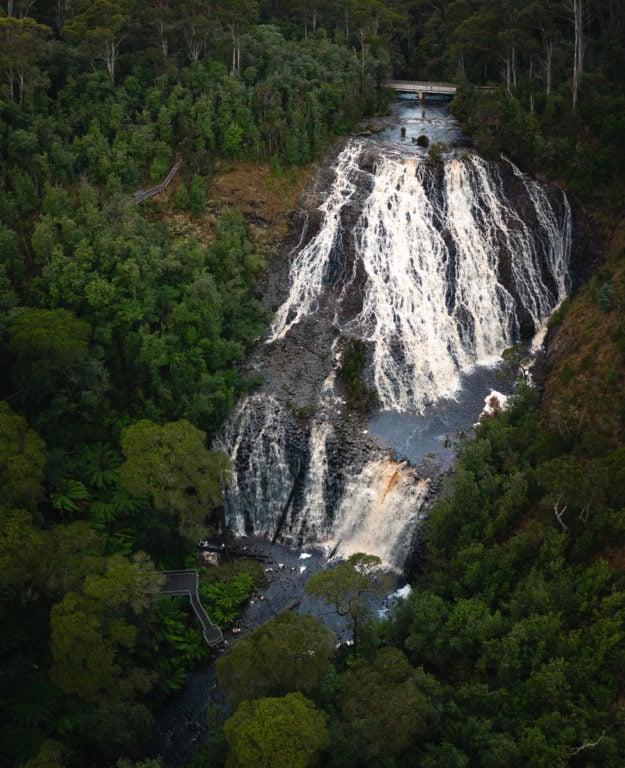 DIP FALLS TASMANIA