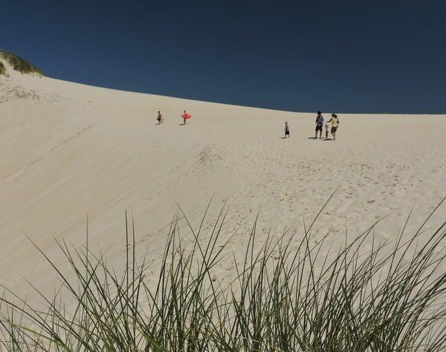 Henty Dunes Tasmania, What to do in Strahan