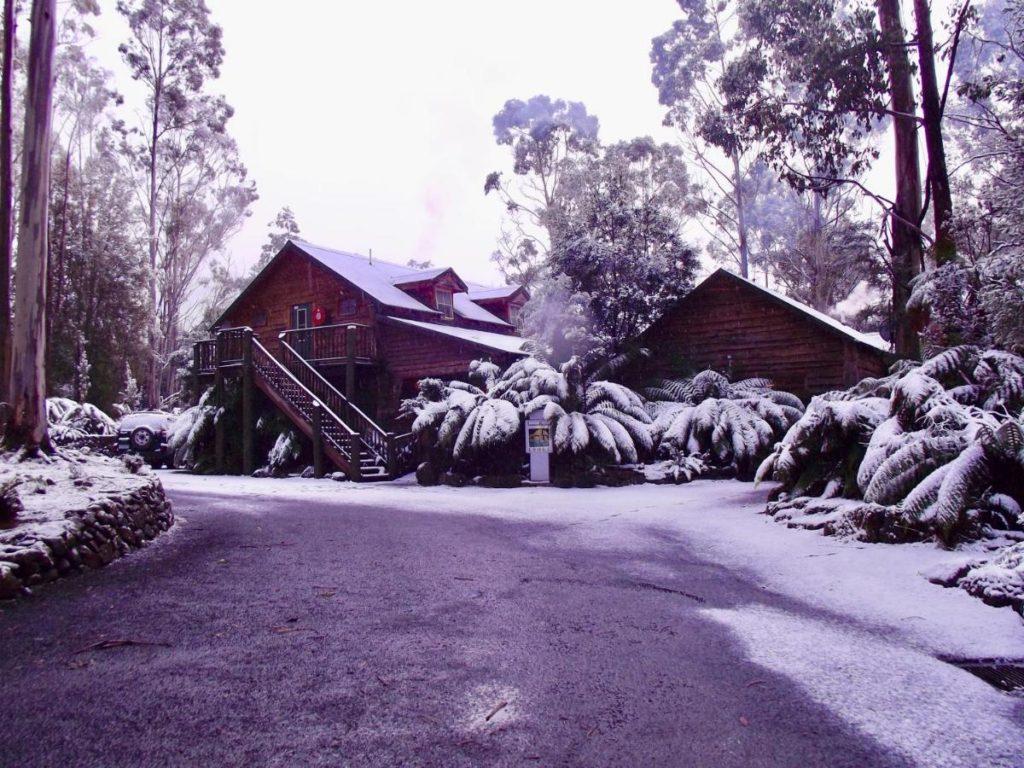 LEMONTHYME LODGE WILDERNESS RETREAT CRADLE MOUNTAIN TASMANIA