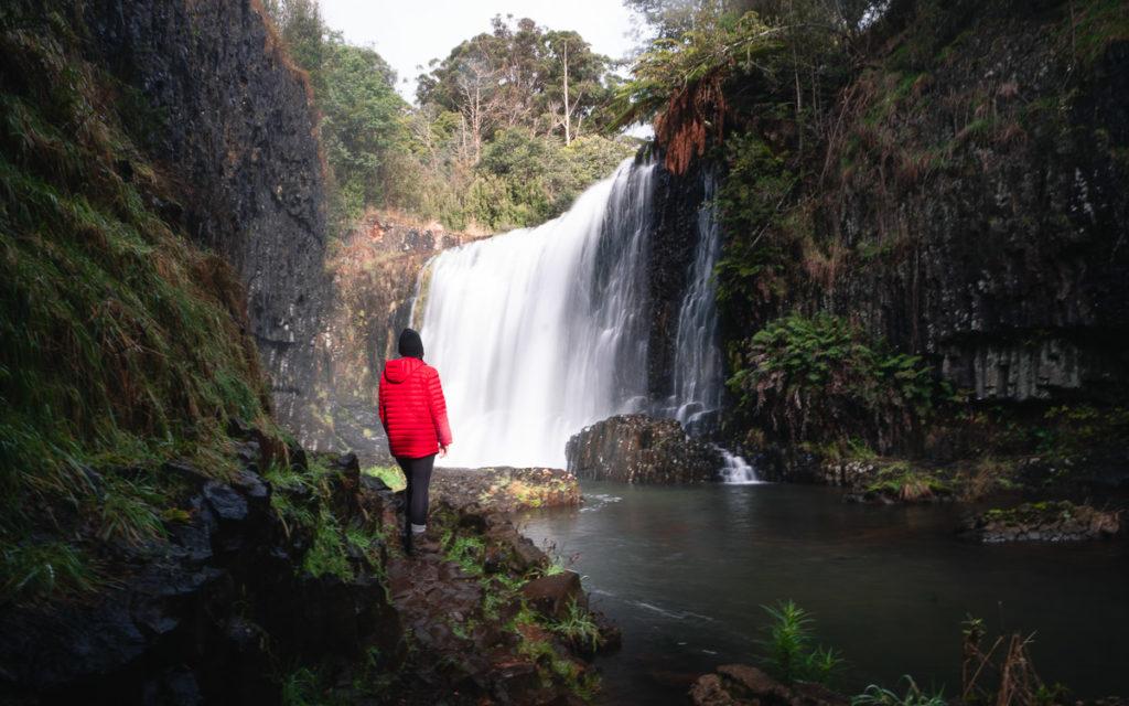 WATERFALLS NORTHERN TASMANIA