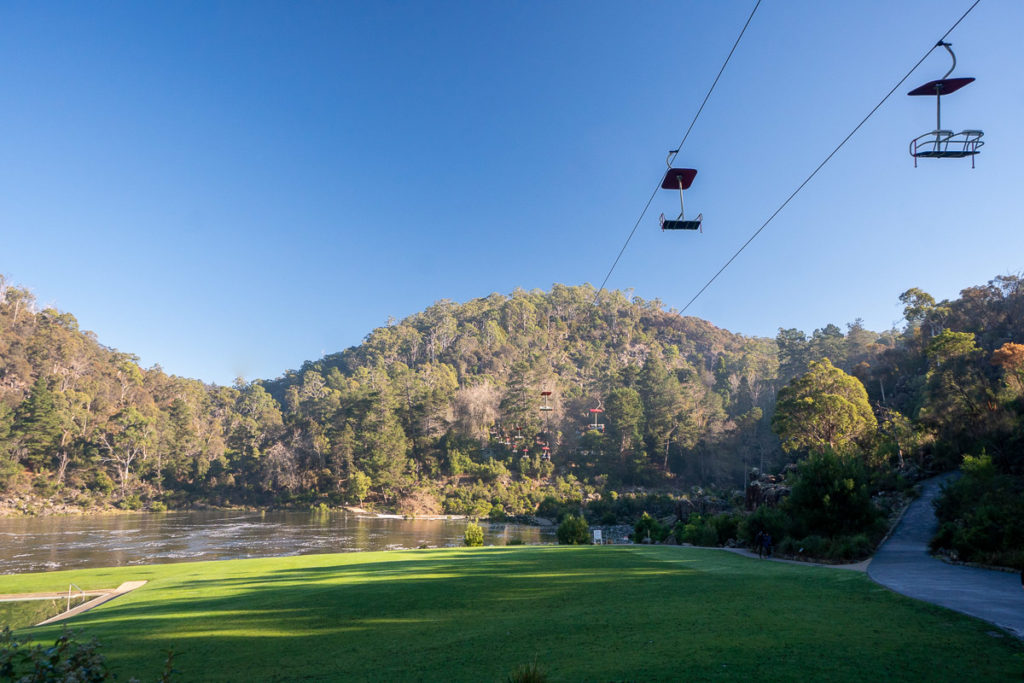 CATARACT GORGE - BEST THINGS TO DO IN LAUNCESTON
