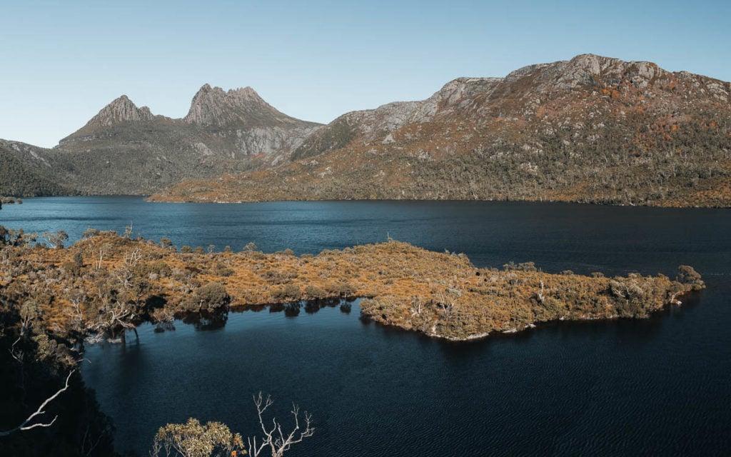 DOVE LAKE CIRCUIT CRADLE MOUNTAIN TASMANIA