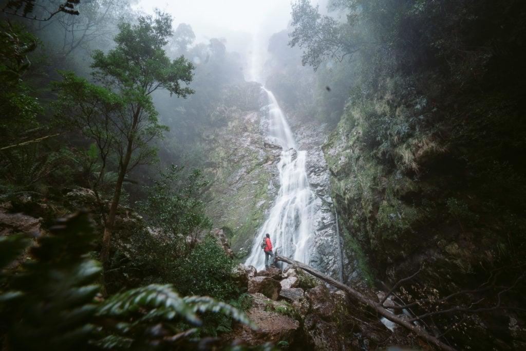 MONTEZUMA FALLS TASMANIA
