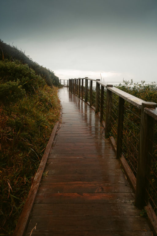 WALKWAY TO THE EDGE OF THE WORLD