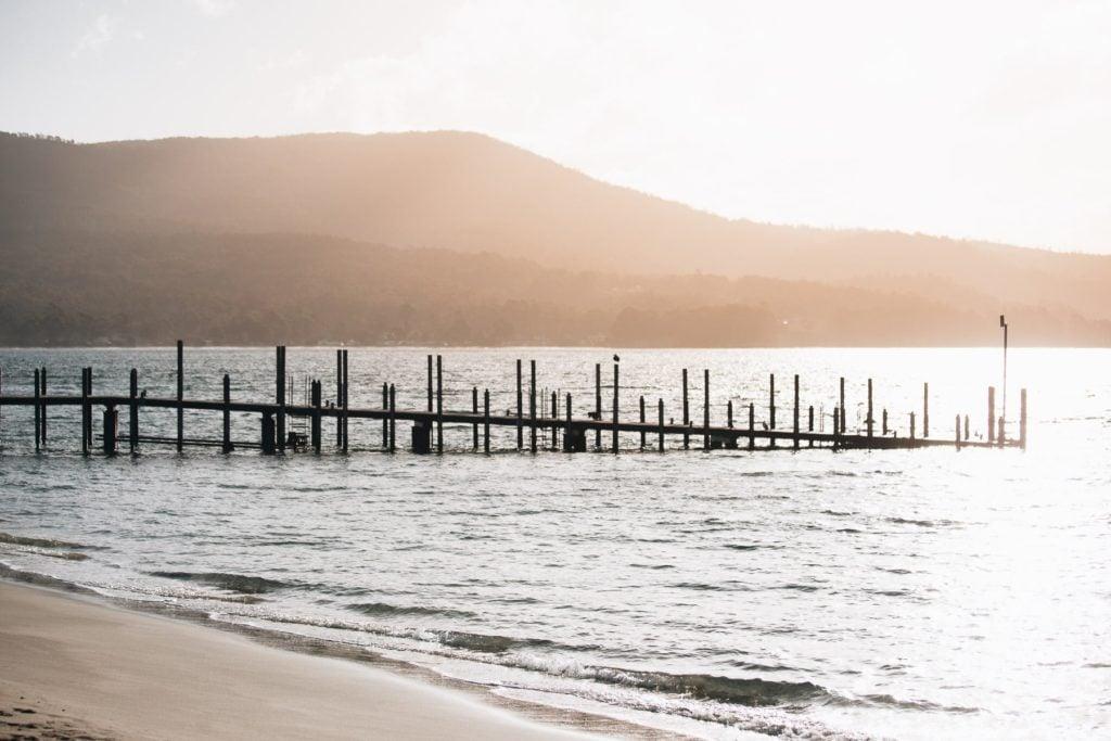 ADVENTURE BAY TASMANIA