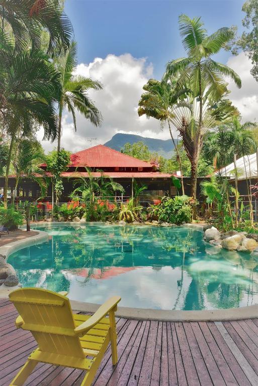 PK's Jungle Village Cape Tribulation Accommodation