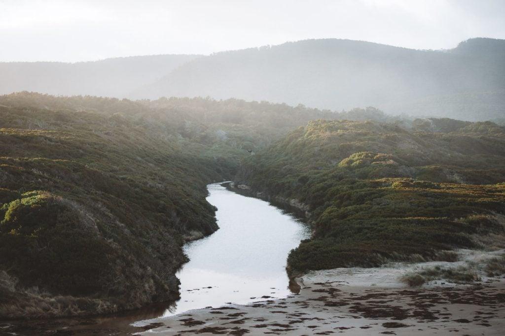 SOUTH BRUNY TASMANIA
