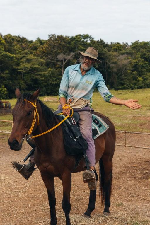 CAPE TRIBULATION HORSE RIDES GUIDE