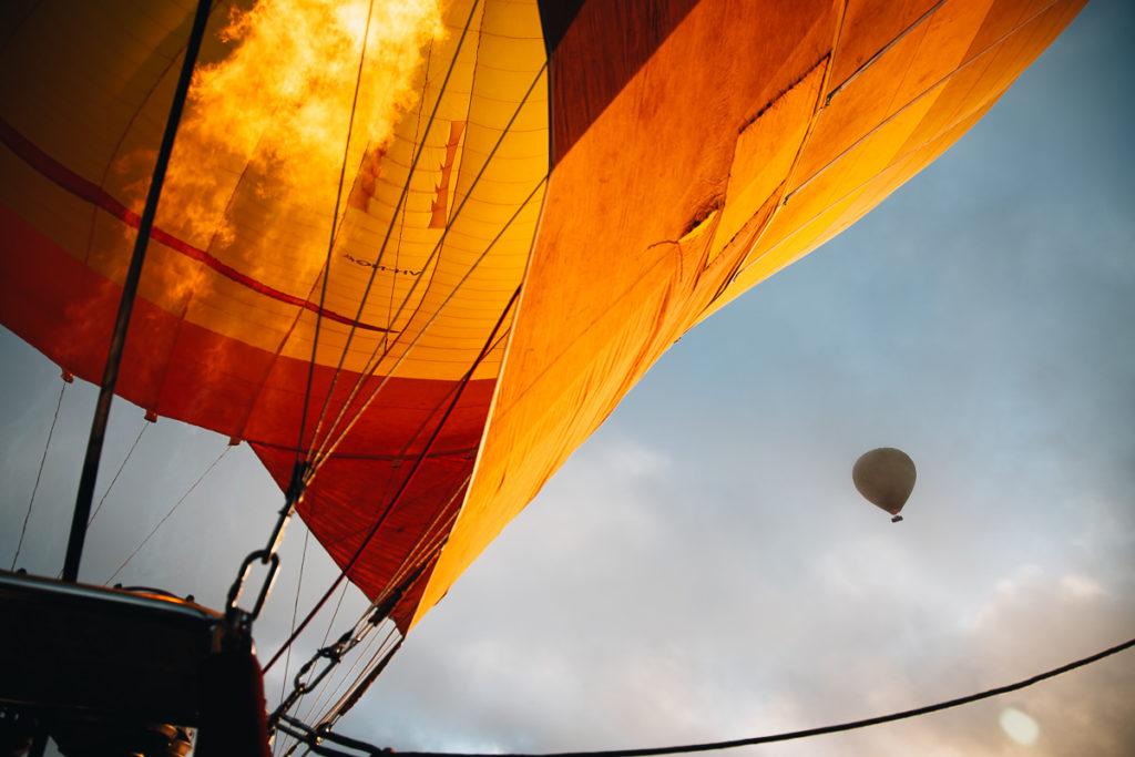CAIRNS HOT AIR BALLOON EXPERIENCE