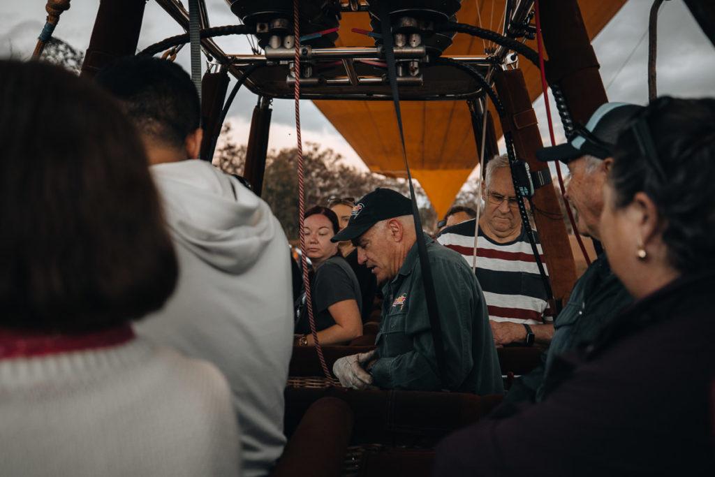 BALLOONING PILOT