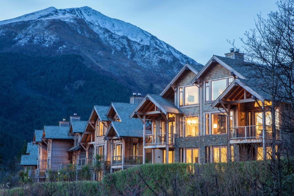 Commonage Villas Queenstown New Zealand Accommodation