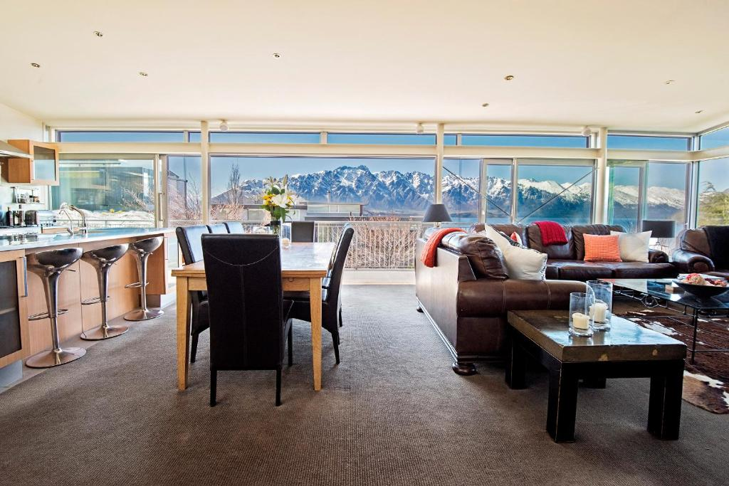 Remarkable Escape Queenstown New Zealand Accommodation