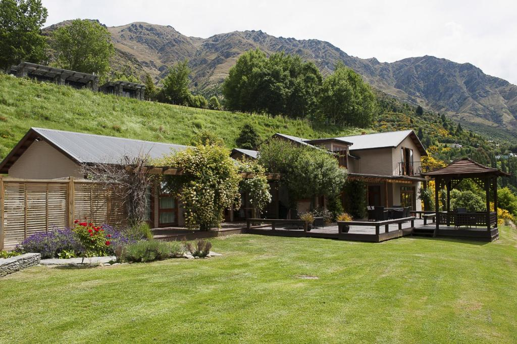 The Canyons B&B Queenstown New Zealand Accommodation